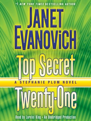 cover image of Top Secret Twenty-One